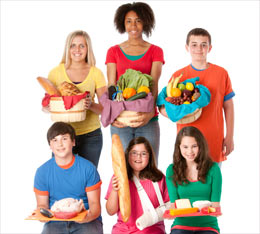 six-kids-holding-healthy-food