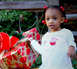 small-girl-with-large-gift