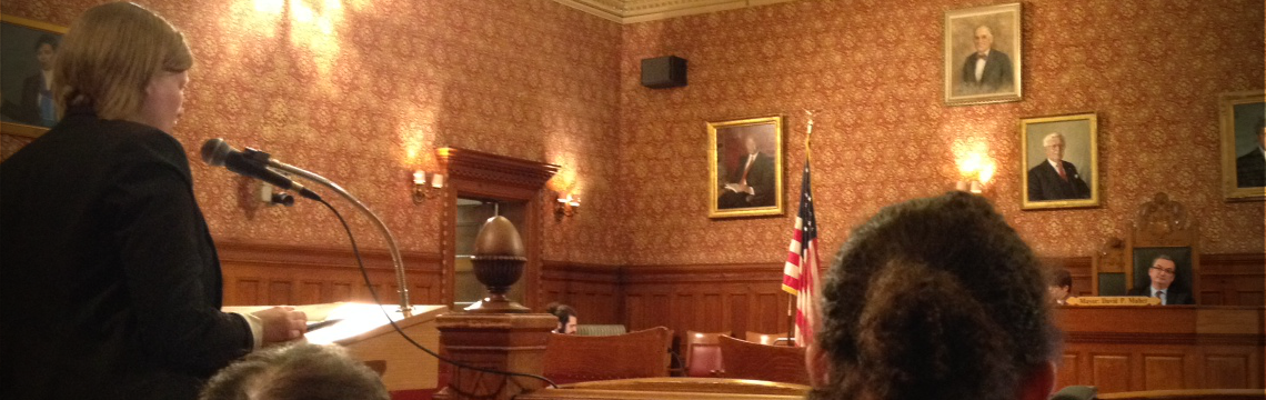 Jill R. Kavanaugh Cambridge Testimony