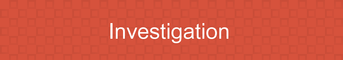 investigation-header