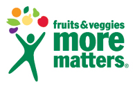 fruits & veggies more matters logo
