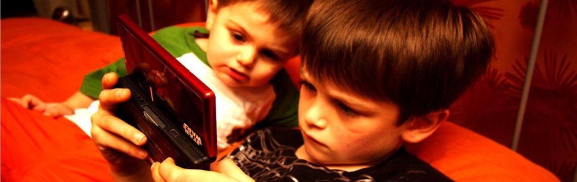 boys Nintendo DS