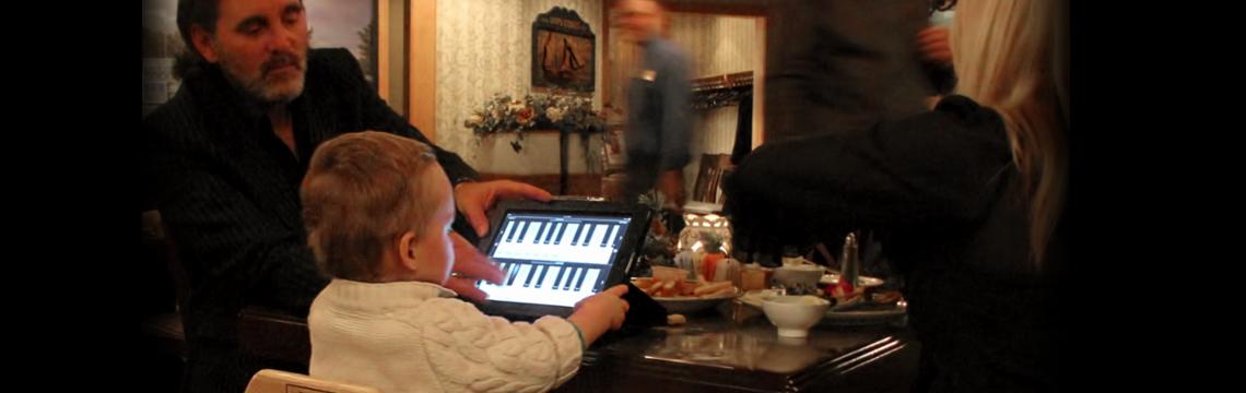 Baby Tablet Restaurant