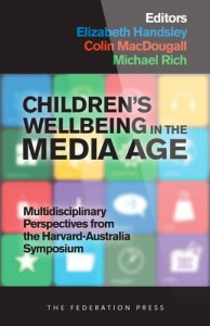 cover of Children's Wellbeing in the Digital Age