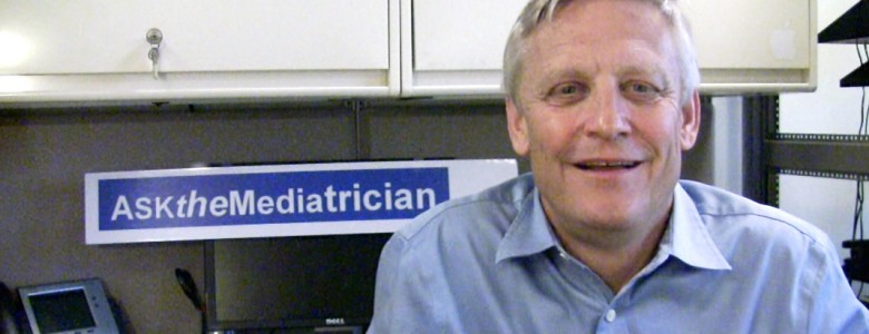 Mediatrician Speaks August 2015