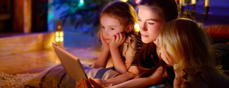 Kids tablet Holiday